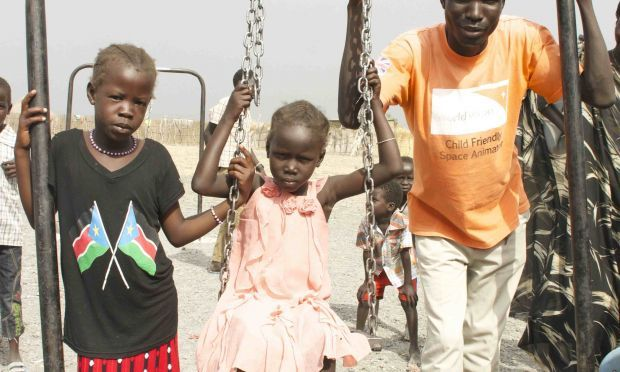 The secret to sustainability in South Sudan   World Vision International