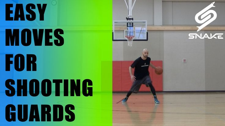 Basketball Moves For Shooting Guards - Easy How To Tutorial