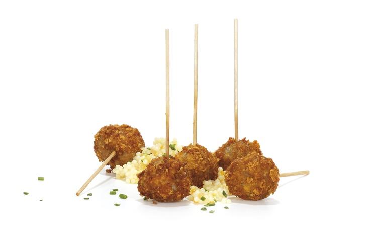 ¿Conocéis nuestras piruletas? Las tenemos de #queso de cabra y de carne de #cordero. Buenísimas!   http://www.koama.es/producto.php?id=91