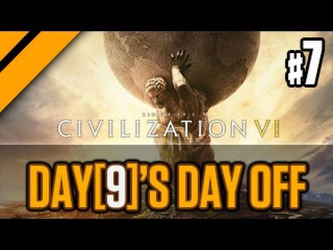 Day[9] plays Civ 6. Realizes how much time has gone by. #CivilizationBeyondEarth #gaming #Civilization #games #world #steam #SidMeier #RTS