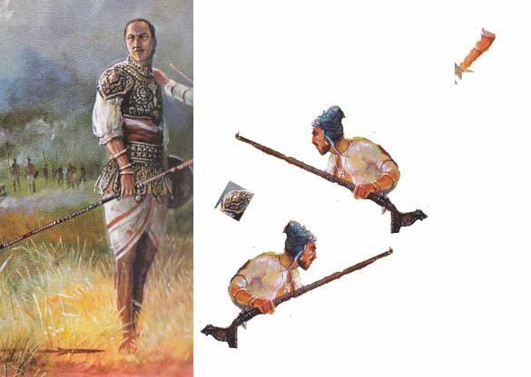 Artist Impression of Armour. Weerakody