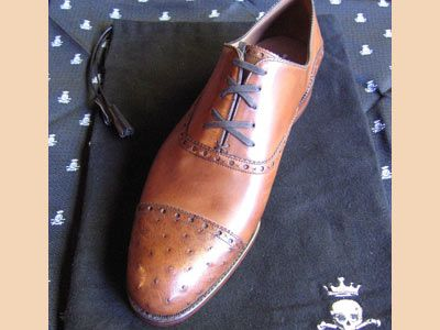 The world's TOP 10 most expensive mens' shoes