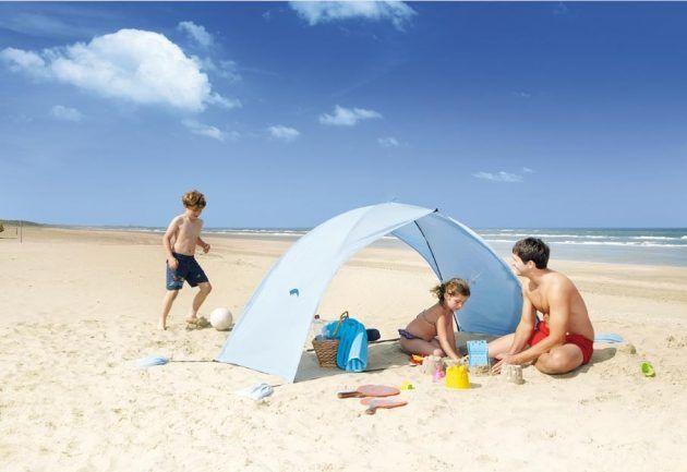 Пляжный тент