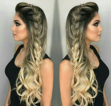 Wedding makeup tutorial curls hair 34 ideas for 2019