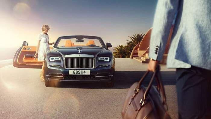 Rolls Royce Dawn coupé (6)