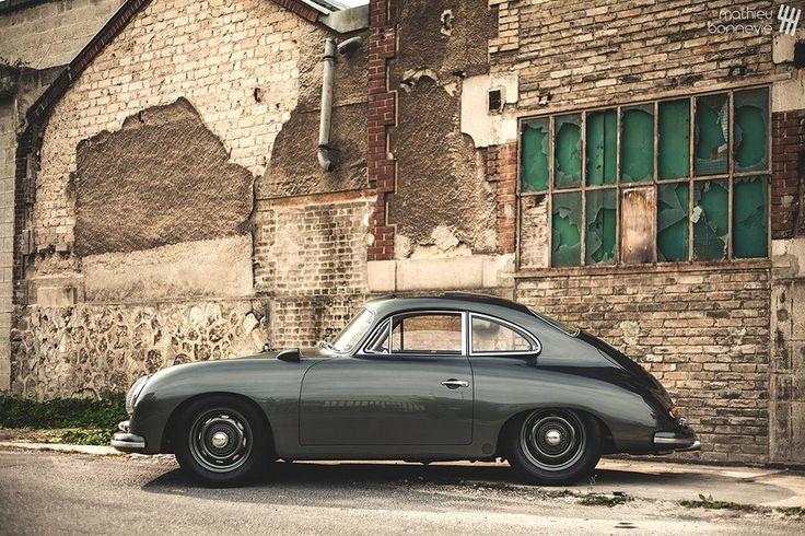 1957 Porsche 356 AT2 by Mathieu Bonnevie Photography. (via Mathieu Bonnevie Photography)