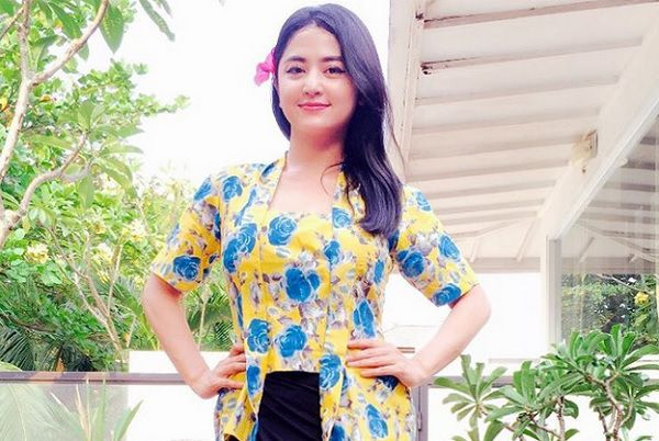 Foto Hot Dewi Persik.