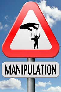 How to Spot Manipulation --We all want to get our needs met, but manipulators use underhanded methods. Manipulation is a way to covertly influence someone with indirect, deceptive, or abusive tactics. Manipulation may seem benign or even friendly or flattering, as if the person has your highest concern in mind, but in reality it's to achieve an ulterior motive.