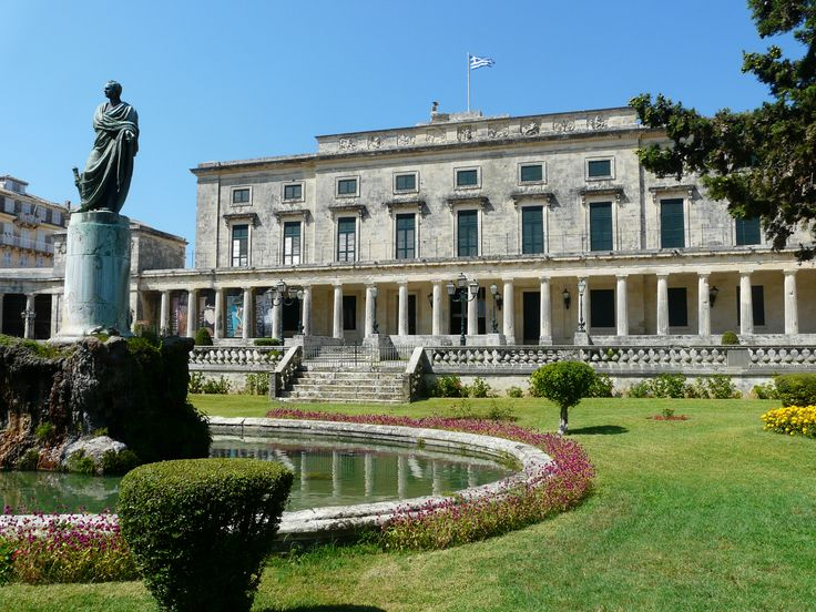 Visit the museum of Asian Art in #Corfu!