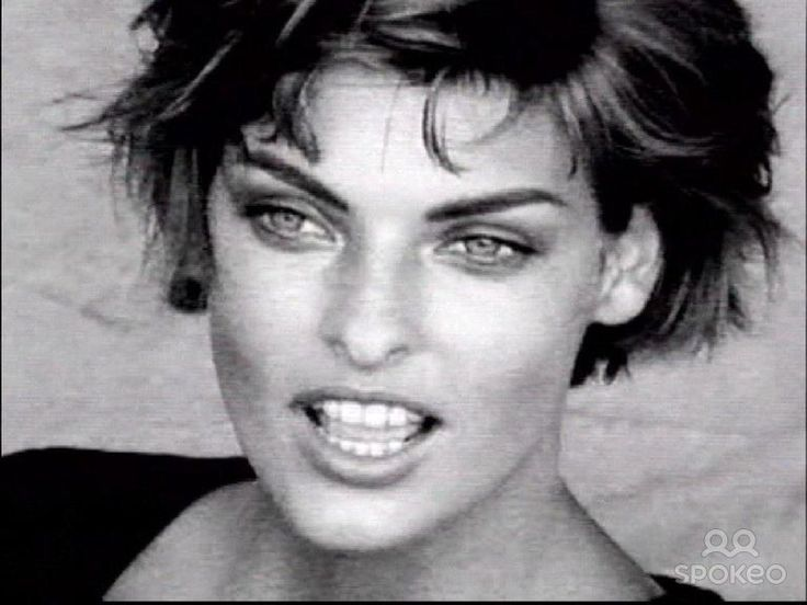 linda evangelista   LINDA EVANGELISTA who came 8th in the countdown from 30 on 'The World ...