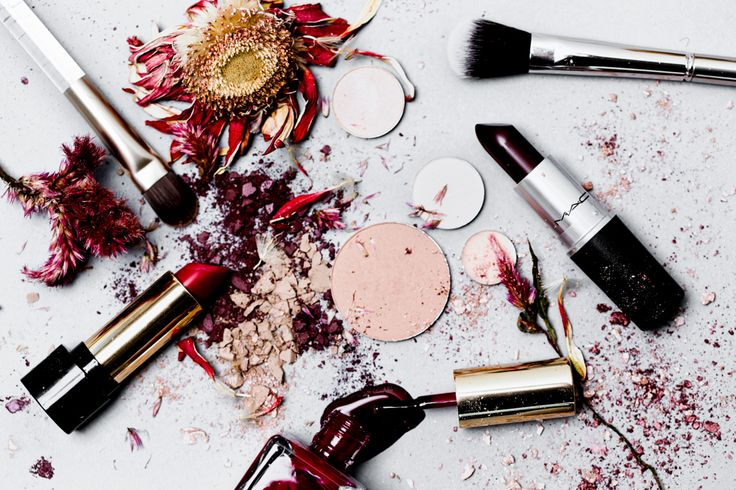 The Burgundy Lipstick Trick - The Chriselle Factor