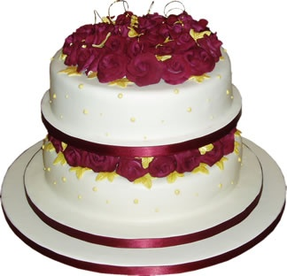 CAKE..cupcakes...cake recipes...wedding cakes: Continuing Cakes, Gold Weddings, Sons Birthday, Gold Wedding Cakes, Gems Cakes, Cakes Recipes, Rose Wedding Cakes, Cakes Cupcakes Cak, Cakes 2009 2014