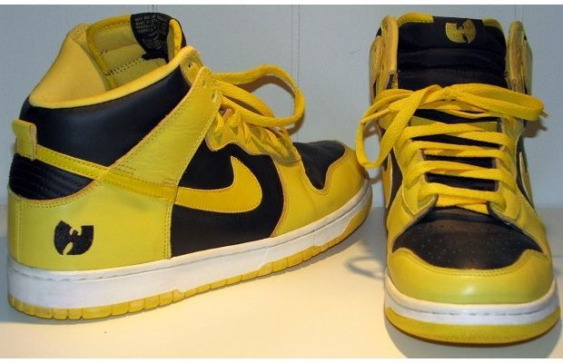 best sneakers 9c9e4 31835 The Top 50 Sneaker Collaborations of All Time. Classic SneakersPink  NikesNike OutfitsWu Tang .