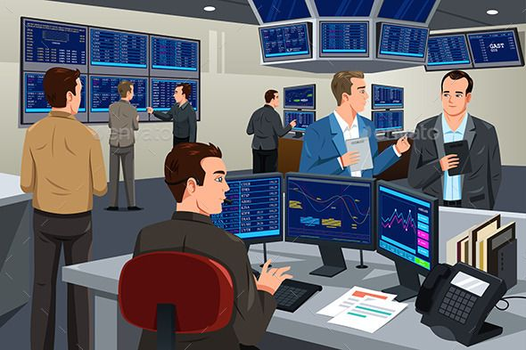 Financial Stock Trader