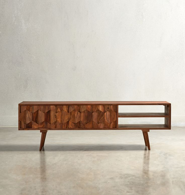 The ZABEL Media Unit - in Rosewood - Swoon Editions - swooneditions.com