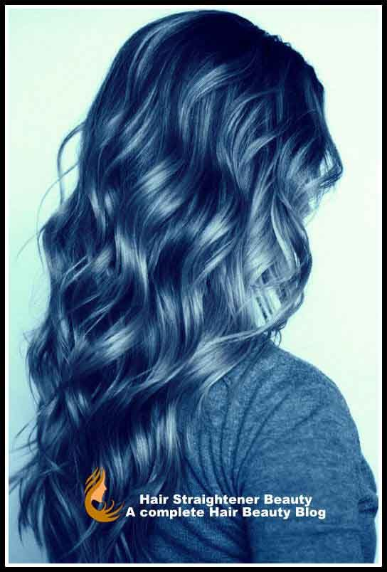 Wavy Hairstyles - Impetuous Waves For An Active Girl