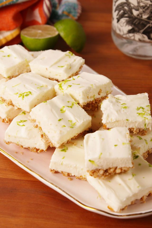 Margarita Cheesecake Bites Are The Most Delicious Way To Get Your Buzz On