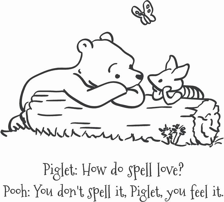 Disney Quote Coloring Pages Elegant 17 Best Images About Winnie The Pooh On Pinterest Quote Coloring Pages Disney Quotes Quotes For Kids