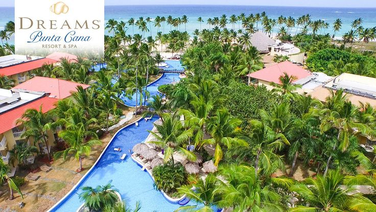Dreams Punta Cana has been chosen as one of the BookIt.com® 2016 Top Ten Fall Edition All-Inclusive Resorts!