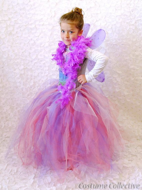 Reduced!!! to half price / Kids Pink and Purple Fairy ...