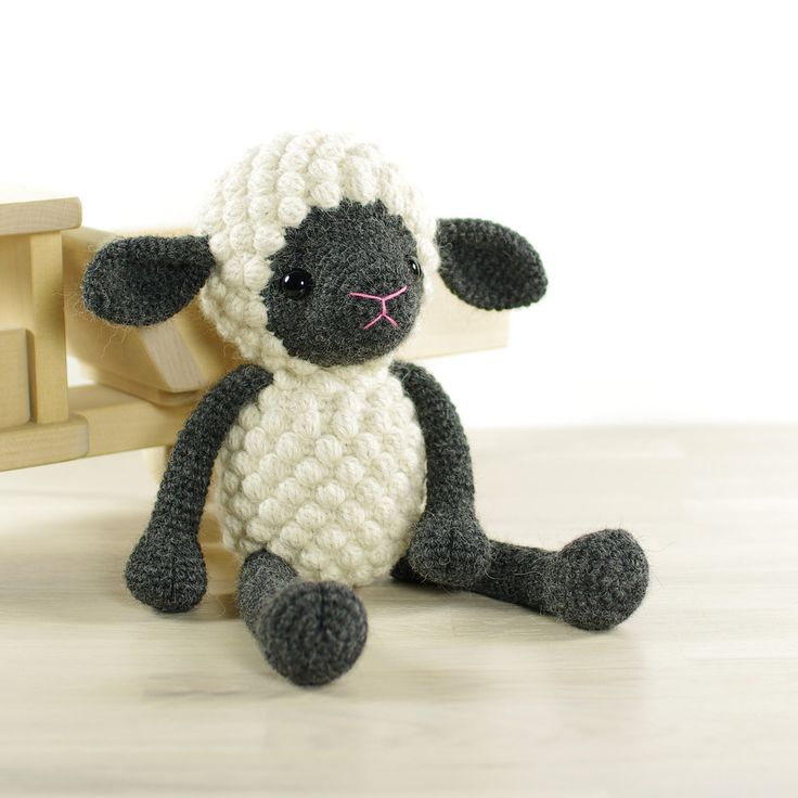 Cuddly Sheep Amigurumi Pattern : 1000+ images about Crochet, knitting & Sewing Patterns on ...