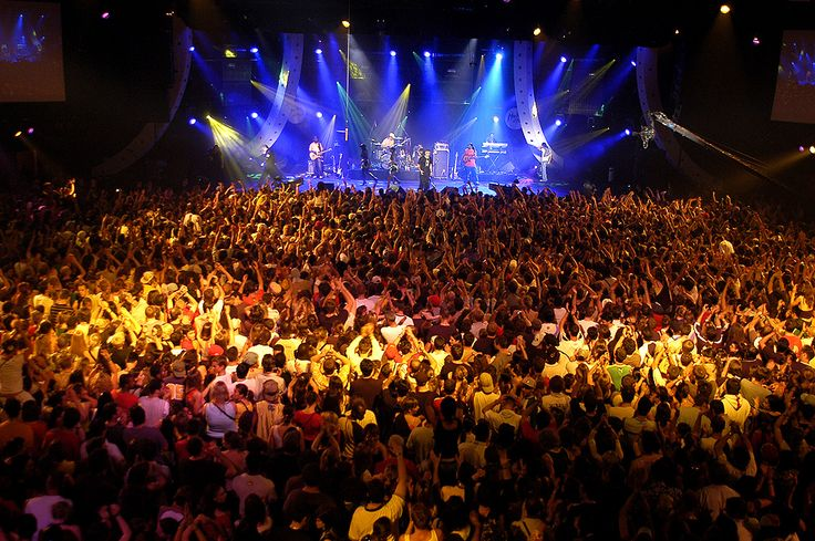 Montreux Jazz Festival - Lake Geneva, Switzerland. 2nd Largest Music Festival in the World - after Montreal Jazz Fest!