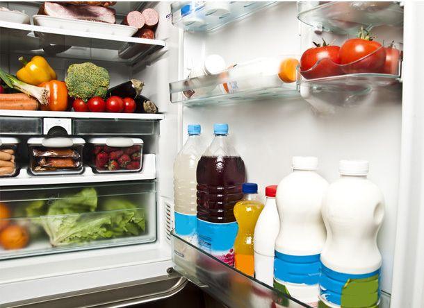 Cómo acomodar los alimentos correctamente en el refrigerador para que se conserven más y sanos.