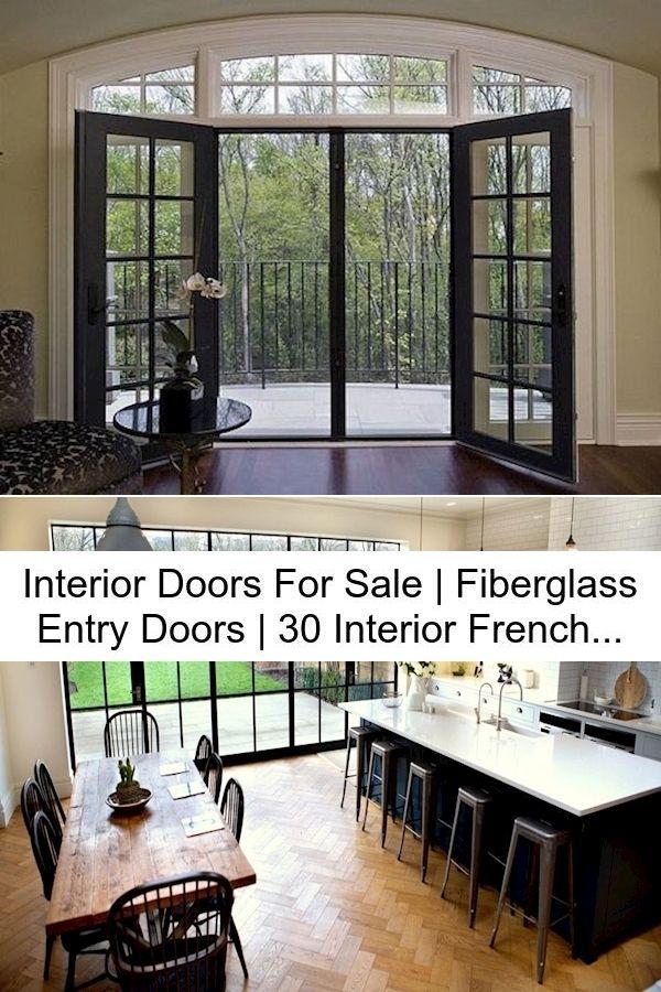 Interior Doors For Sale Fiberglass Entry Doors 30 Interior French Door In 2020 French Doors Interior Interior Doors For Sale Fiberglass Entry Doors