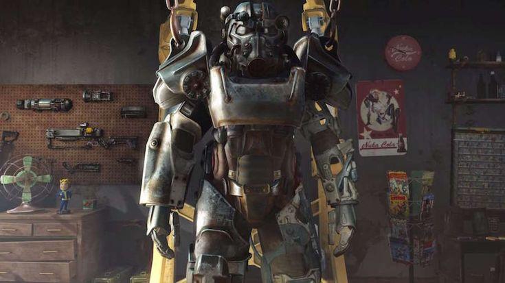 Fallout 4 se convirtió ayer en el mejor juego del año en los DICE Awards 2016