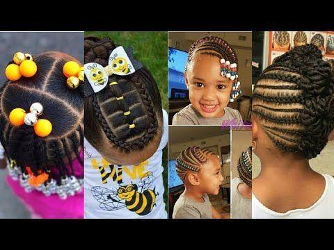 Afrikanische Kinderfrisuren für die Schule, Easy & Simple – JenniferogbodoTv – #Africa …