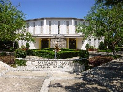 st margaret mary catholic church at winter park fl central florida wedding venues
