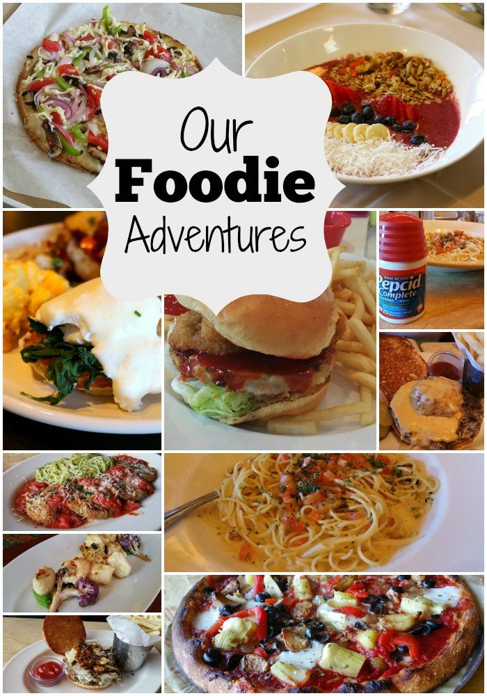 We Have Had Some Great Foodie Adventures this past week! I forgot how much I love trying new foods!  #PEPCID #AD #PEPCIDTastemakers
