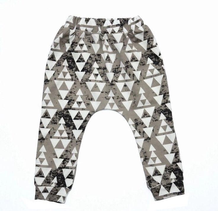 Maddox Harem Pants