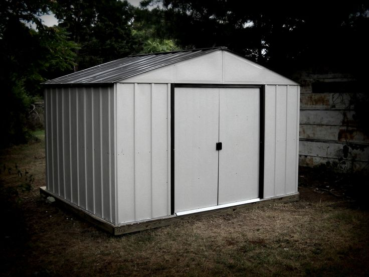 Shed Kits | images of Metal Shed Kits