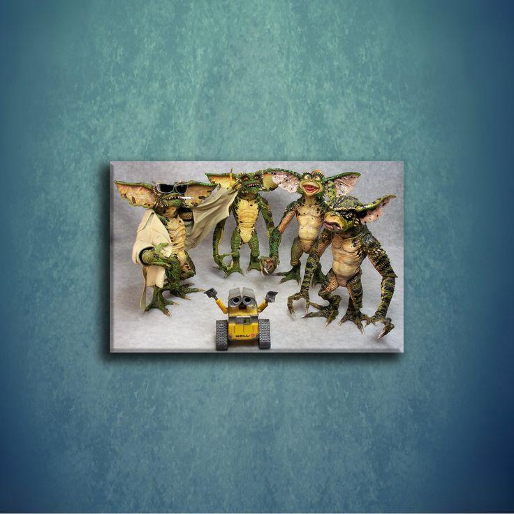 Çocuk Odası Canvas Tablo