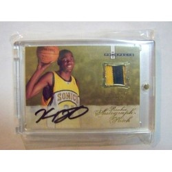 07/08 kevin durant rookie auto 2clr patch hot prospects | Gimko
