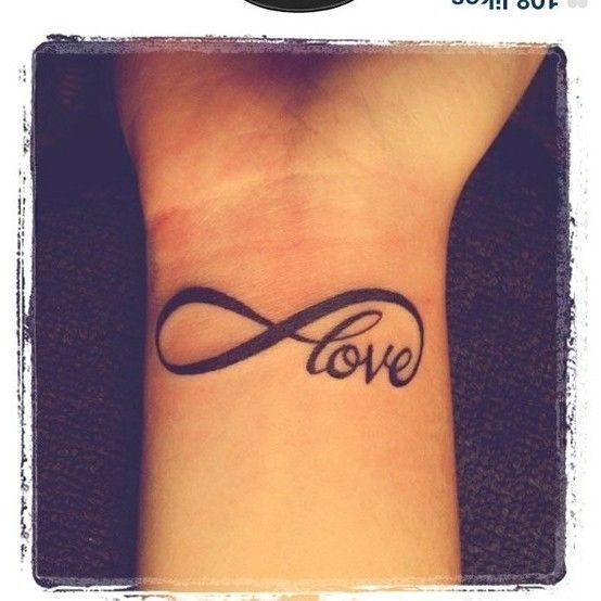 infinity, love