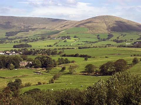 I miss driving up here and seeing this view - Beacon Fell, Lancashire