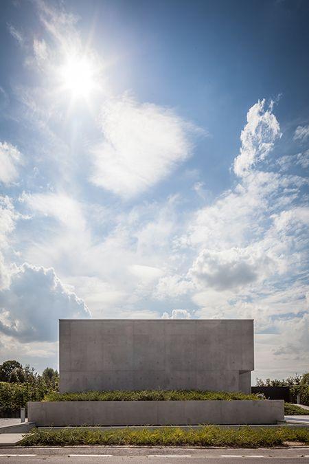 Architectuurfotografie - Waregem - Thomas De Bruyne
