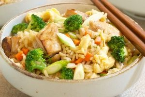 Curtis' Chinese fried rice