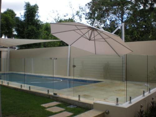 Pool Shade Sails photo