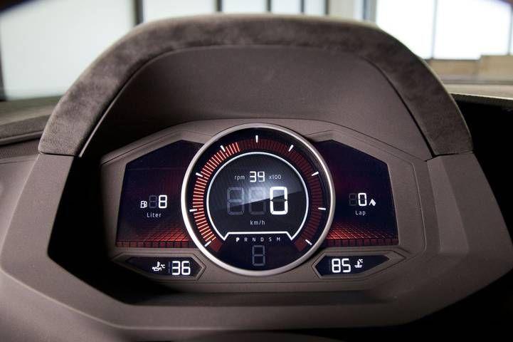 VW Design Vision GTI 2013