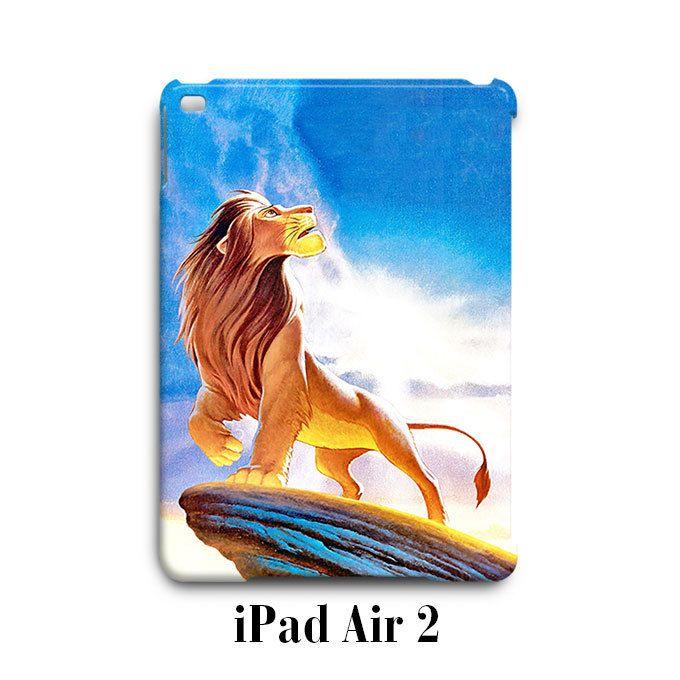 Simba Lion King iPad Air 2 Case Cover Wrap Around