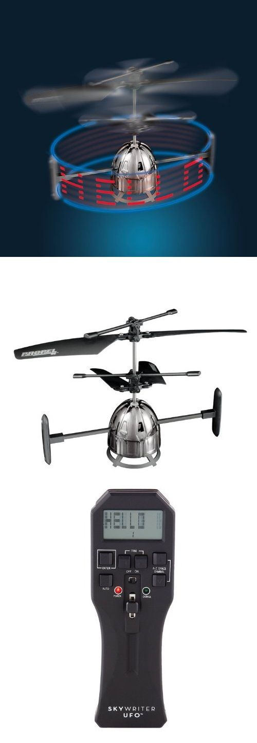 Remote Control Message Helicopter