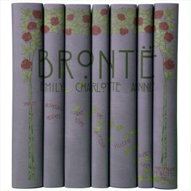 Bronte collection from Juniper Books- Ridiculously expensive but ridiculously pretty