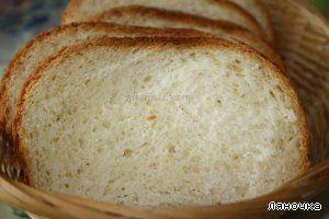 Хлеб на кефире - кулинарный рецепт