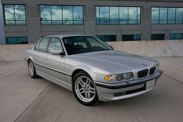 2001 BMW 740i w/ Sport Package E38