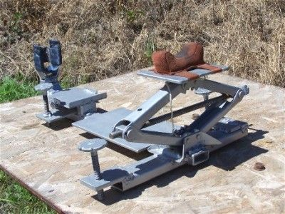 The Homestead Survival | DIY Low Recoil Rifle Rest | http://thehomesteadsurvival.com