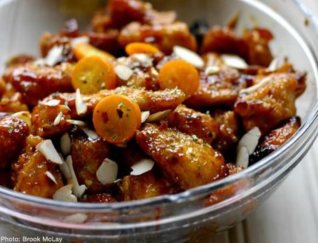 41 Copycat Recipes... Big Mac, Dunkin Donuts and more! My favorite, this Orange Chicken Panda Express.