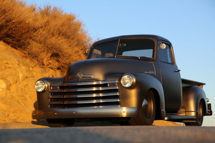 ICON CHEVY THRIFTMASTER TRUCK